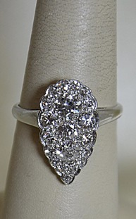 diamond ring; fine jewelry, jewelers in NJ, we buy pre-owned jewelry,