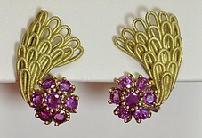 Fine Jewelry, earrings, pre-owned, gold, we buy jewelry, NJ